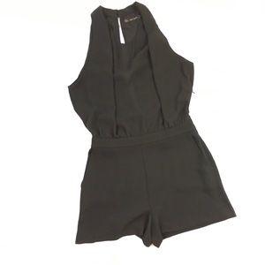 Zara Jumpsuit/Romper Shorts